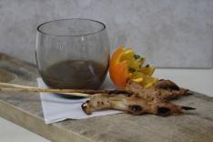 Brochette de poulet Thaï